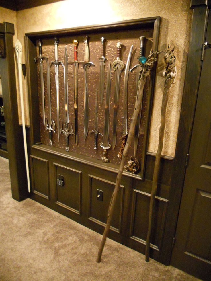 LOTR Sword Collection Display Ideas?