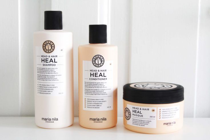 Dry scalp problems? Let them go away right here!