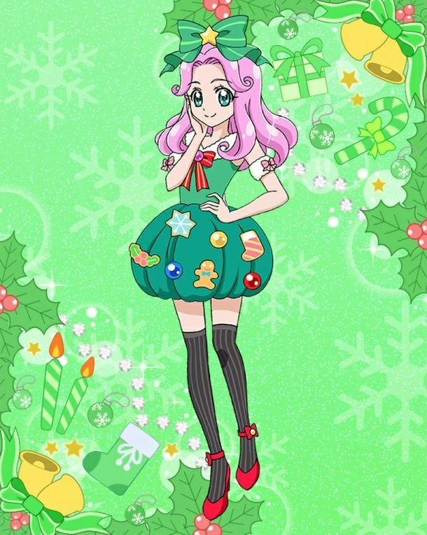花海ことは クリスマスツリーワンピース プリキュア つながるぱずるん攻略wikiまとめ キュアぱず gamerch プリキュア フォトカツ 魔法使いプリキュア
