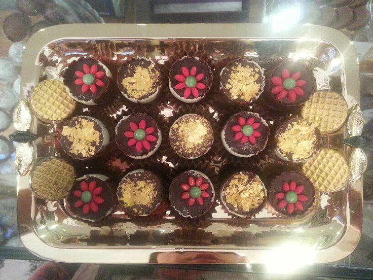 Calandra's gift chocolate ♥ #calandrachocolat #handmadechocolate