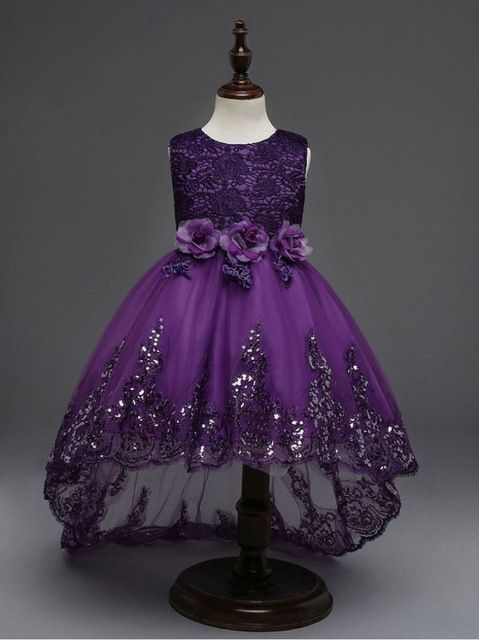 1846117f85 Source baby pageant dresses prom children perform beautiful girls ...