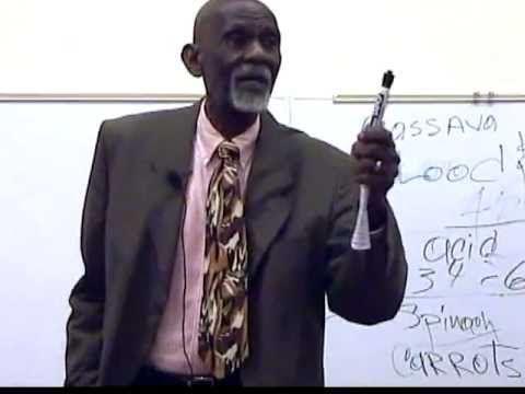 Dr Sebi Eat 2 Live or Eat 2 Die - Full 1/2 - YouTube