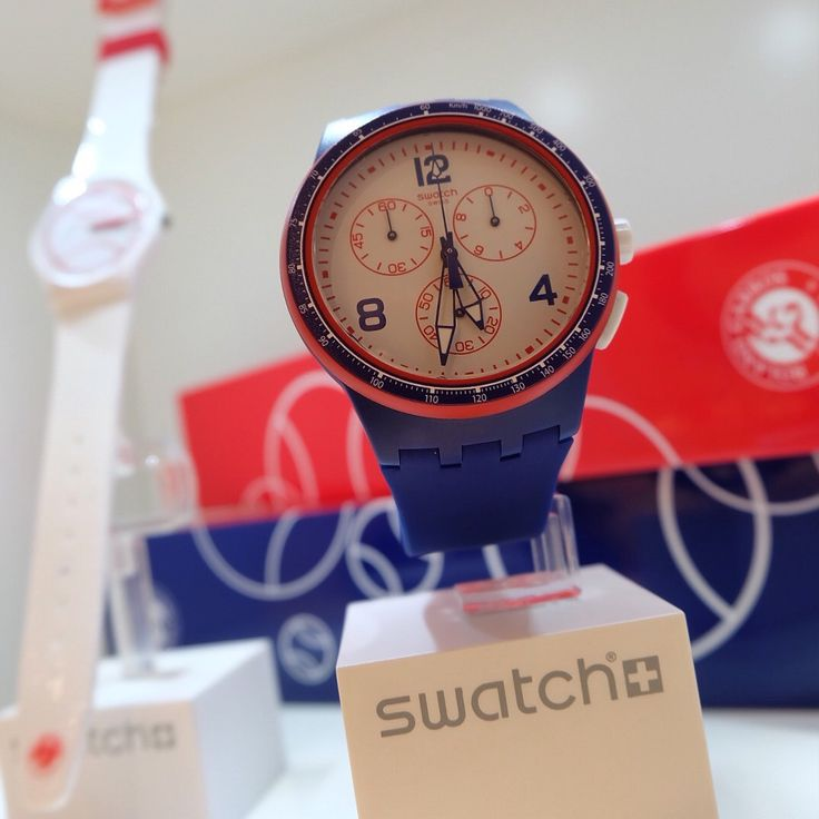 Swatch collections can be one of your daily style⌚️ only at TSM GF Floor