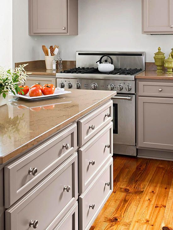 Before You Replace Kitchen Countertops Take These Factors Into Consideration To Ensure Get A Look Love And Material That Works For Your E