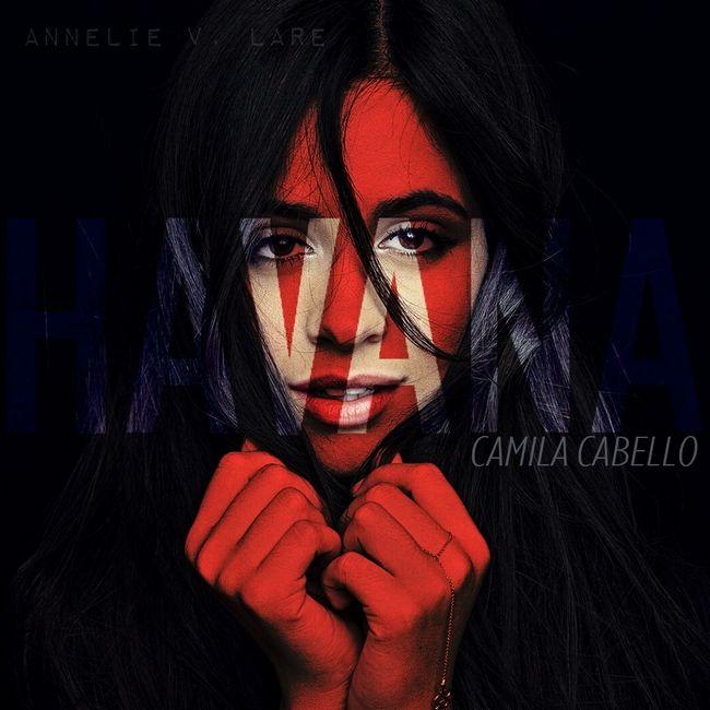 Camila Cabello Liar: Camila Cabello; Havana Album Cover By Annelie Van Lare