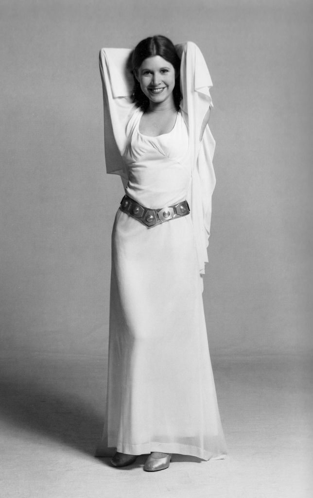 Carrie Fisher - Princess Leia - Star Wars