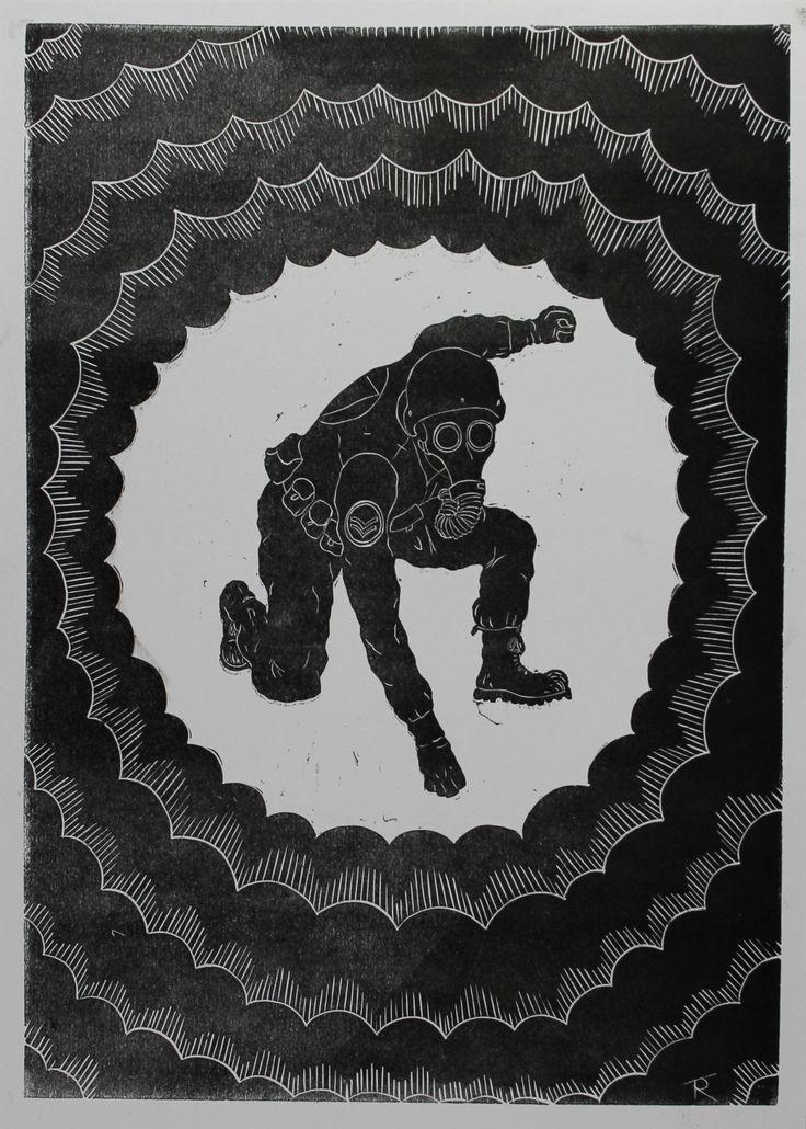 Lino Print | Thomas Rolfe https://thomasrolfesite.wordpress.com/tag/lino-print/