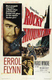 [1080p] Rocky Mountain (1950) HD | Western Movie Full Length