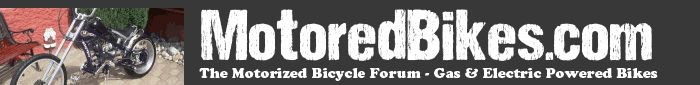 Motorized Bicycle Forum | MotoredBikes.com - Gas Bikes | Electric Bikes