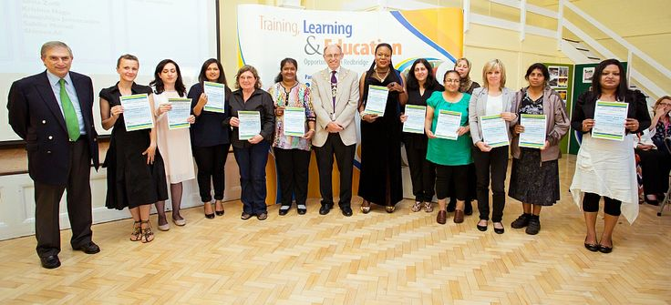 The Principal's Award was given to learners on our ESOL Level 2 and English Level 1 courses for their exhibition to commemorate World Religion Day