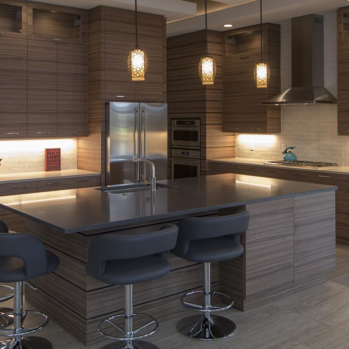 Contemporary Kitchen Counters: Laundry Room, Laundry Rooms And Flooring