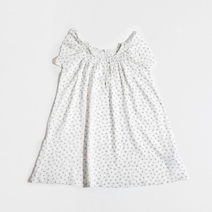 Рубашка ночная в цветочек - Дети - Домашняя одежда и обувь | Zara Home Россия / Russia