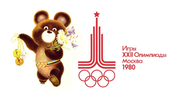 Olympics Moscow Russia 1980