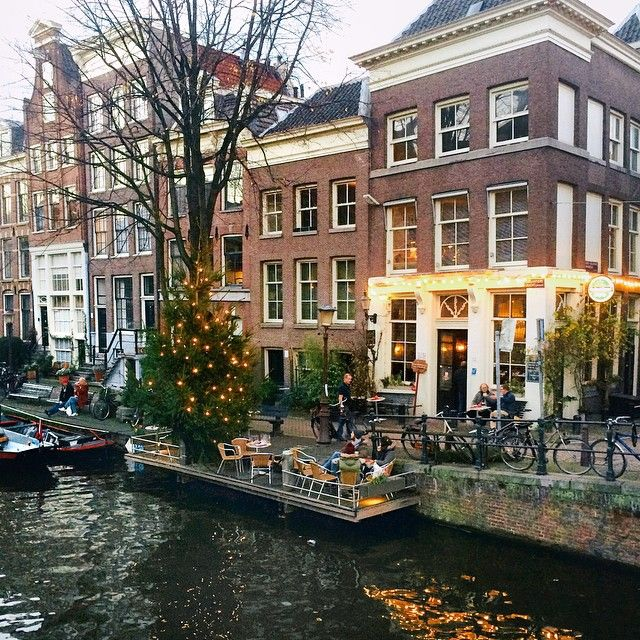 Amsterdam- The nine streets were so beautiful