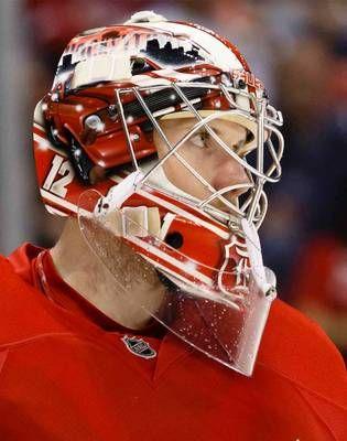 Jimmy Howard - Detroit Red Wings