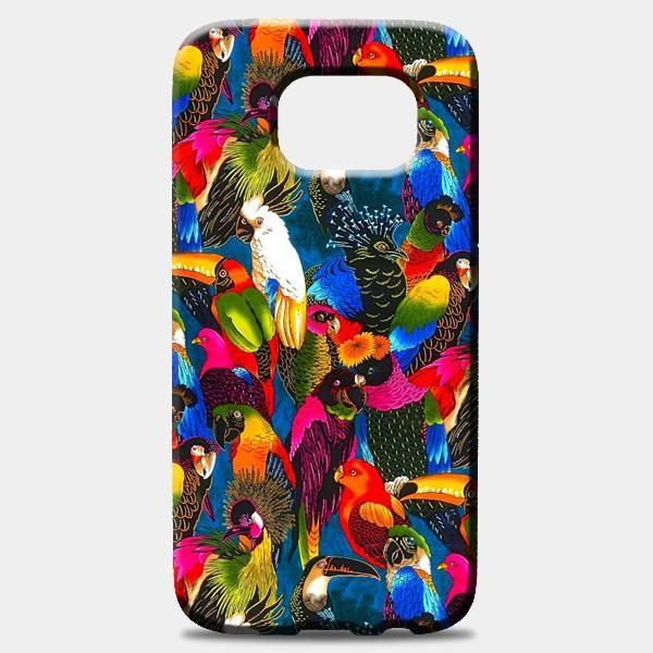 Bird Pattern Samsung Galaxy Note 8 Case | casescraft