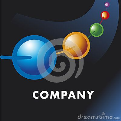 Networking logo for many type of companys