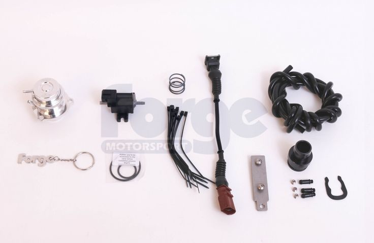 Forge Motorsport Replacement Vacuum Operated DV VW 2.0T FSI / TSI