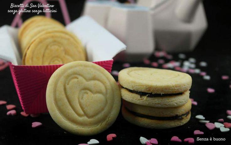 Biscotti di San Valentino #senzaglutine #senzalatticini #glutefree #dairyfree
