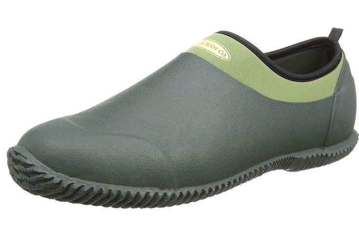 MuckBoots Daily Garden Shoe https://www.rodalesorganiclife.com/garden/best-gardening-boots-clogs-and-shoes/slide/14