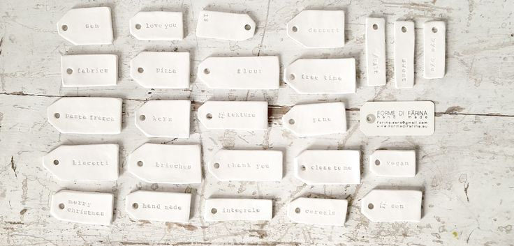 ceramic tags