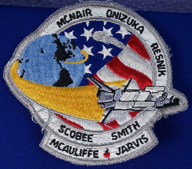 mission space patch 1984 - photo #41