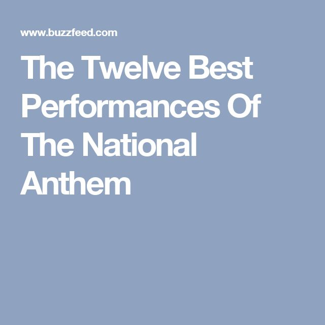 25+ Best Ideas about National Anthem Of America on ...