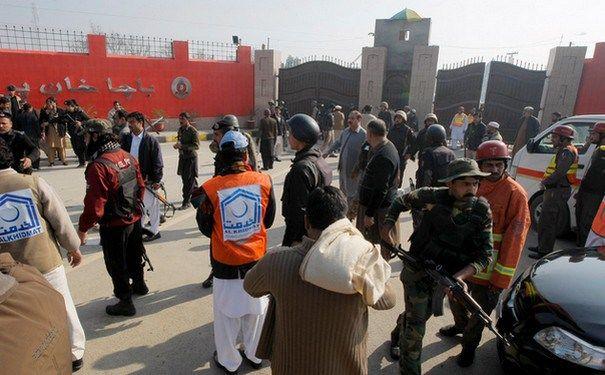 Pakistan University Attack Claims Dozens of Lives