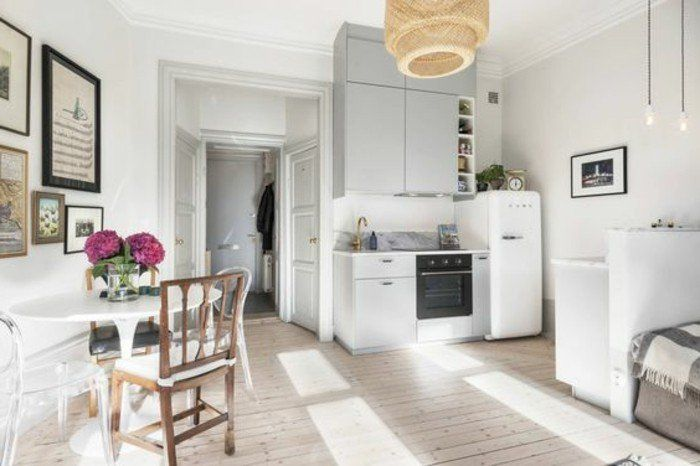 25 Best Ideas About Am Nagement Studio 20m2 On Pinterest Petits Studios Canap Petit Espace