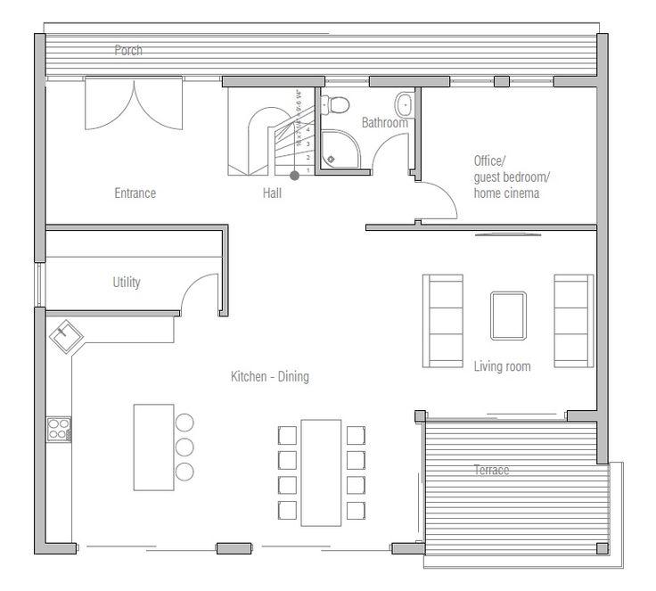 7 best house plan images on pinterest floor plans little house