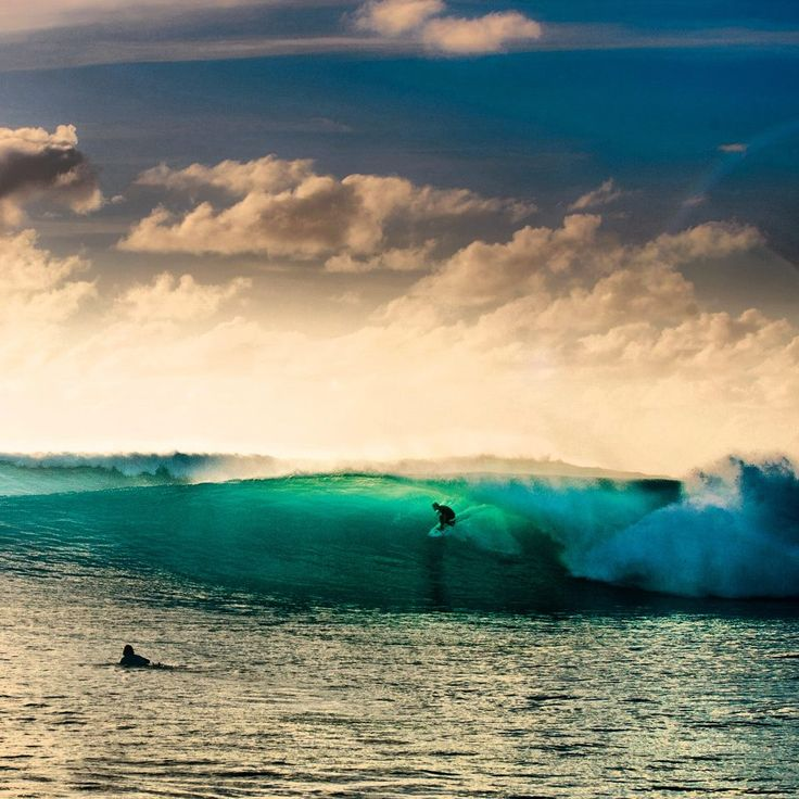Sneaked: Emeralds Cities, Barrels Waves, Beaches Life, Sea, Ripped Curls, Surfers Girls, The Waves, Beaches Front, Favorite Places Plac