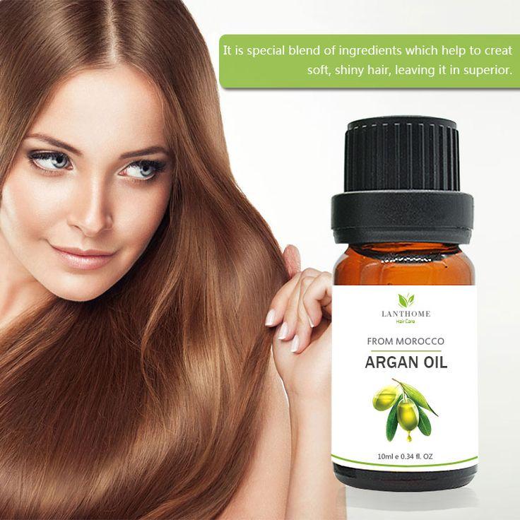 Morocco Argan Oil 10ML Moisturizing professional dry damaged hair maintenance keratin Repair Treatment hair mask