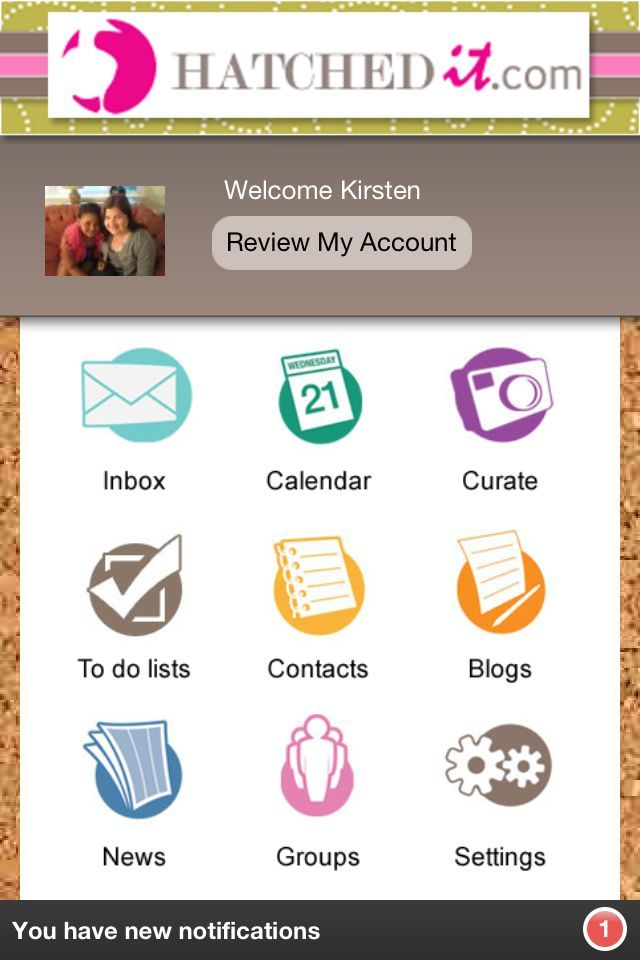 free app for organizing and family calendars
