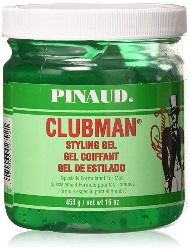 Pinaud Clubman Hair Styling Gel Original 16 Oz Pack Of 3 Styling Gel Hair Gel Clubman Pinaud