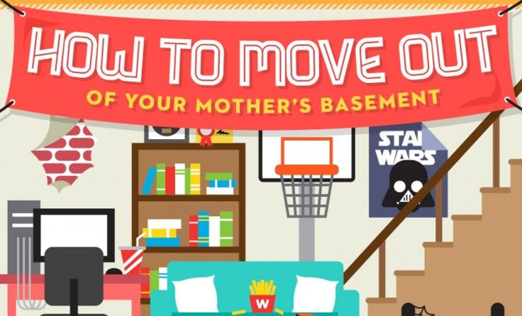 How To Move Out Of Your Parents' Home    How you can prepare to finally move out.