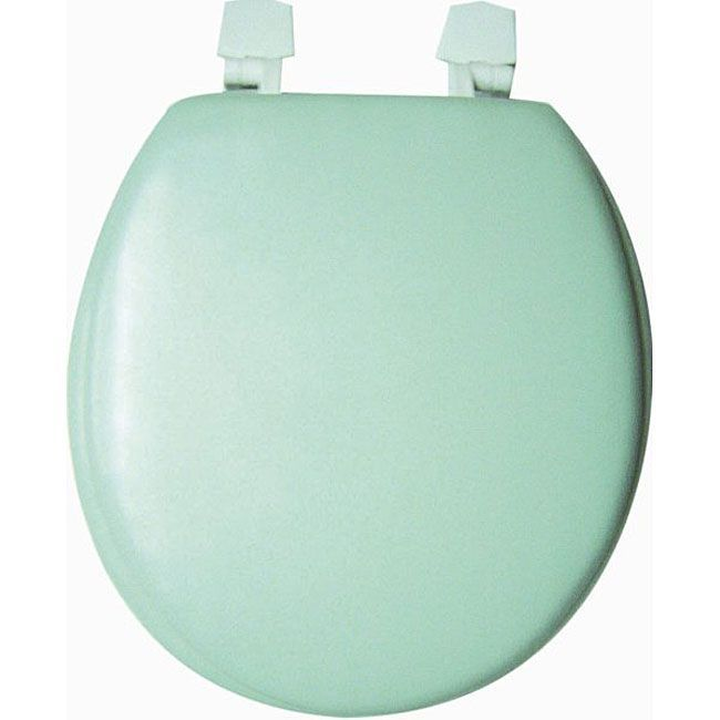 Trimmer Solid Soft Lake Green Toilet Seat (Trimmer? Solid Soft Toilet Seats)