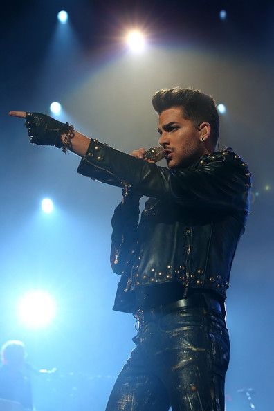 Adam Lambert Photos: Queen and Adam Lambert Tour Stop
