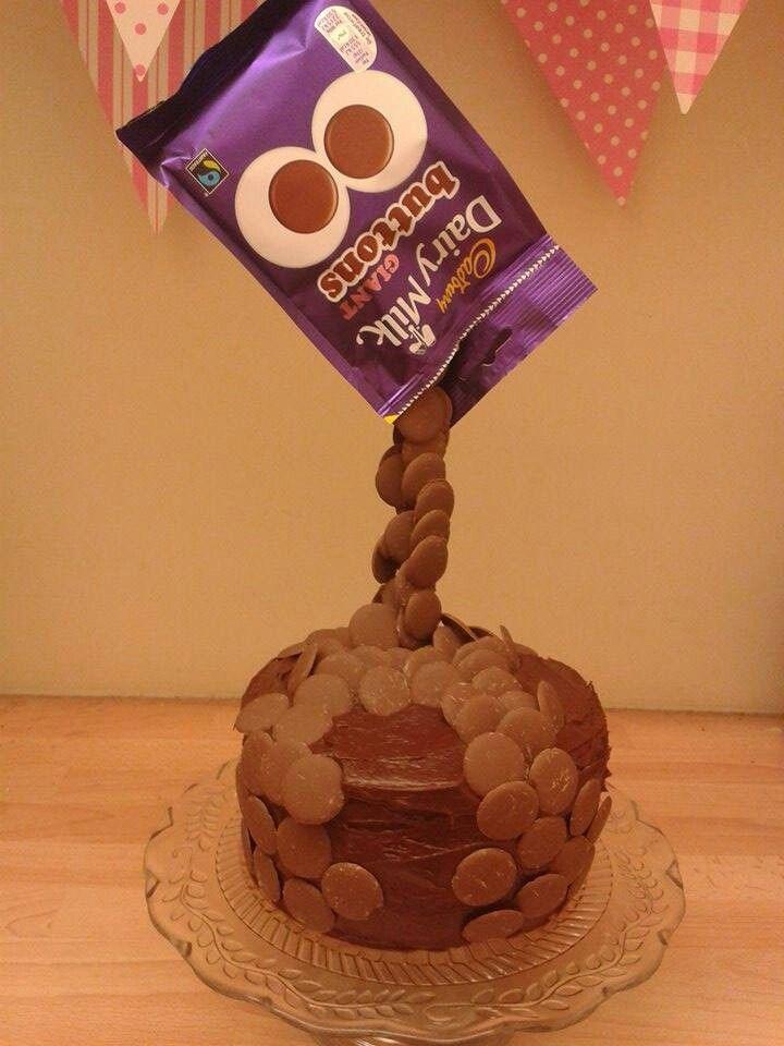 Pete's birthday cake xx by Gill