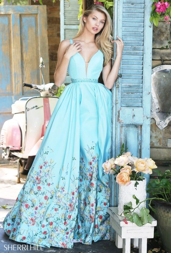 22 Best Prom 2k17 Images On Pinterest Gown Party Wear Dresses