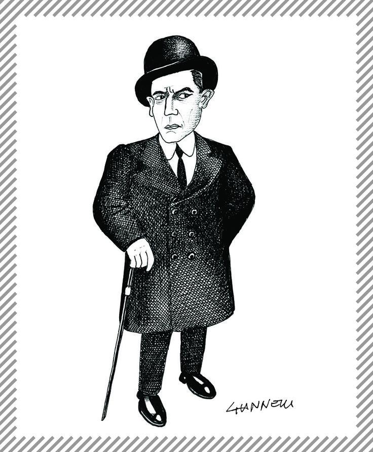 Umberto Boccioni, 1882 - 1916, pittore e scultore. Teorico del movimento futurista, dipinse Milano nel quadro La città che sale esprimendone per la prima volta «sensazione dinamica». #AlbumMilano #futurismo #Boccioni