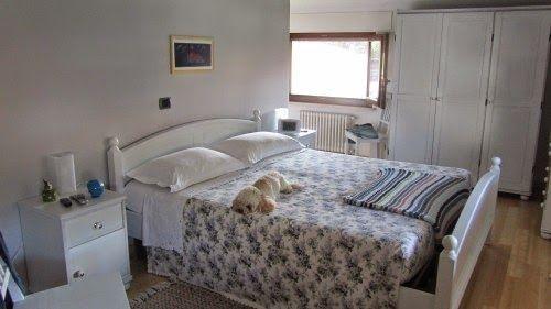 La nuova camera da letto Sognando........la Svezia