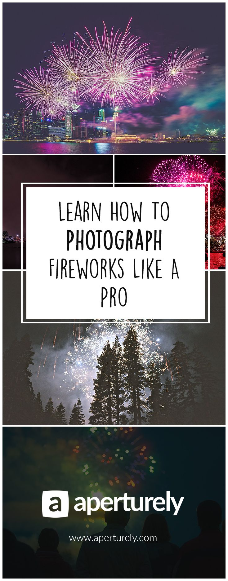 FREE Tutorial - The Massive Guide To Photographing Fireworks. Learn Today.