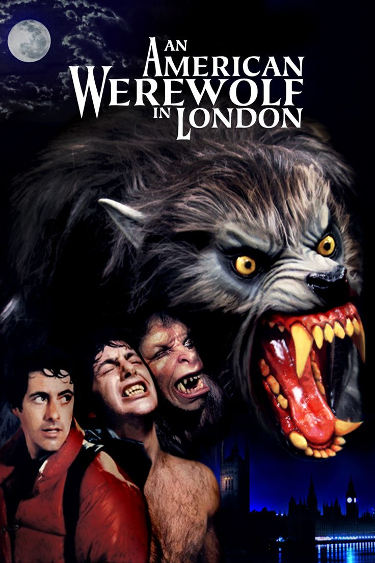 An American Werewolf in London (1981) I remember watching this.  Especially the tube station scene.