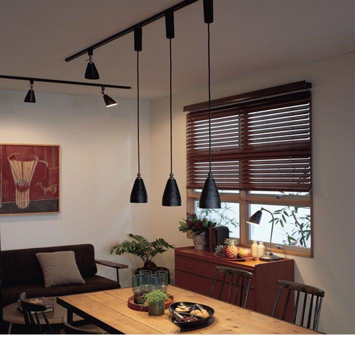 ビンテージ風 LEDスポット プラグ式 60W相当 ブラック 傾斜天井対応 | インテリア照明の通販 照明のライティングファクトリー