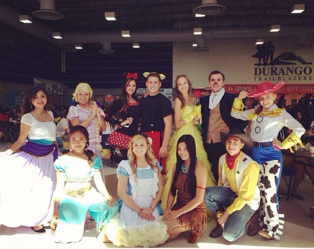 Disney Characters Costumes