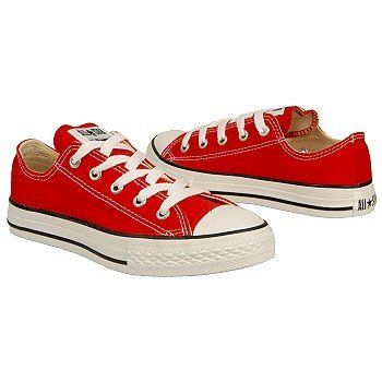 Converse Chuck Taylor All Star PS Shoes (Red) - Kids' Shoes - 12.0 M