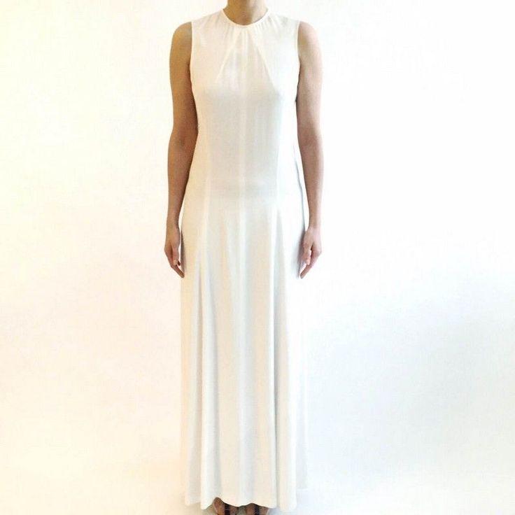 eBay White Dress