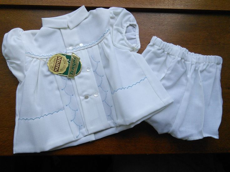 Baby Boy Suit Emaculate Christening Naming Ceremony Wedding French Vintage 1950s by FromParisToProvence on Etsy