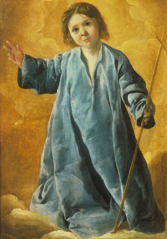 Zurbarán, Fransisco de (1598-1664):