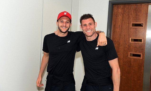 James Milner: Liverpool winning a trophy is the next step